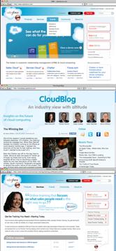 Salesforce-layouts