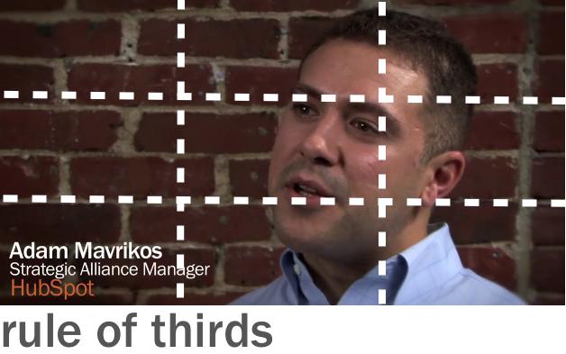 rule of thirds