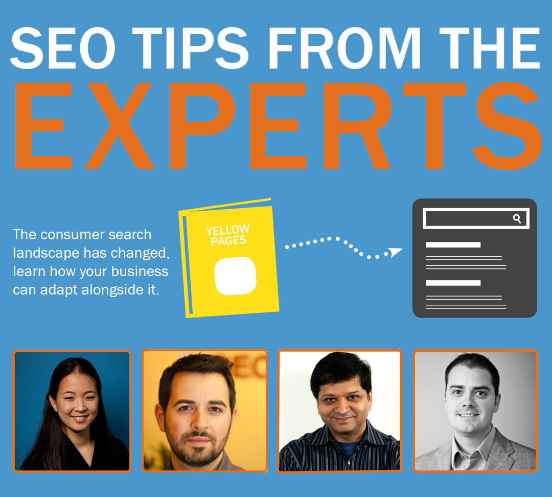 seo tips from the experts