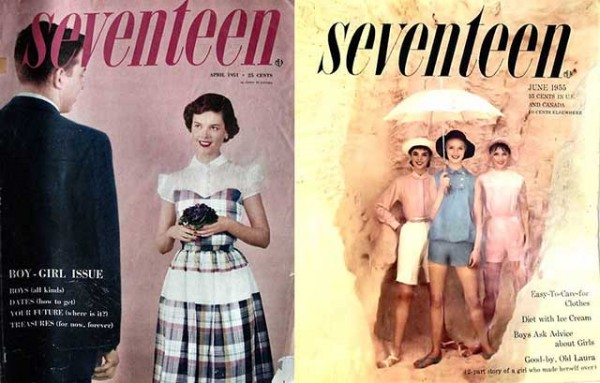 seventeen cover