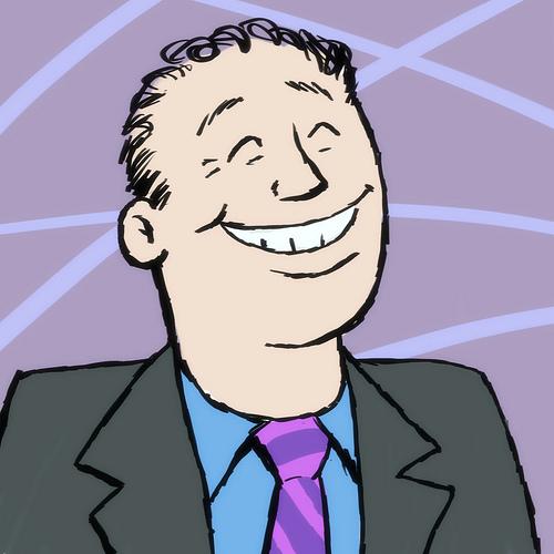 smiling man resized 600