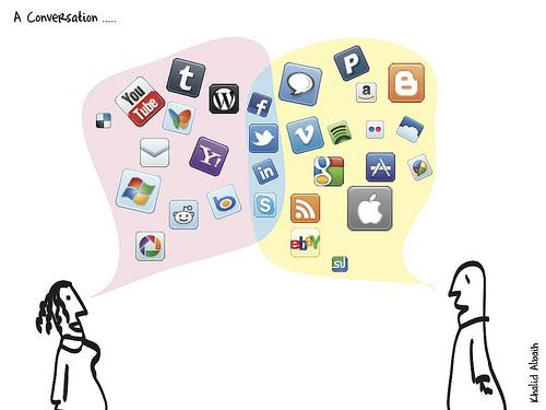 social conversation