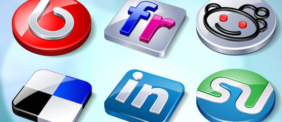 social buzz icon pack