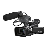 Sony-Professional-Hi-Def-Camcorder