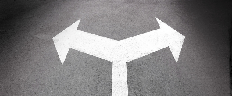 two_directions_road