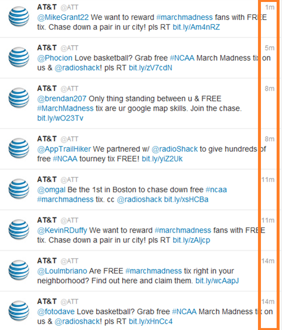 spammy twitter automation