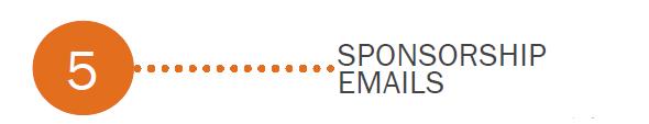 sponsorship emails 5