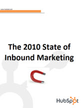2010 State of Inbound Marketing