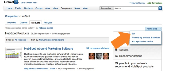 LinkedIn Targeting 1