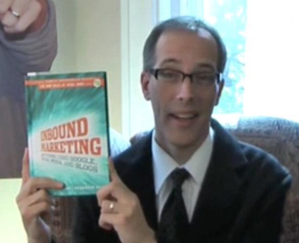 Steve Garfield, Inbound Marketing book