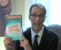Steve Garfield, Inbound Marketing book