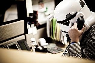Inbound Stormtrooper