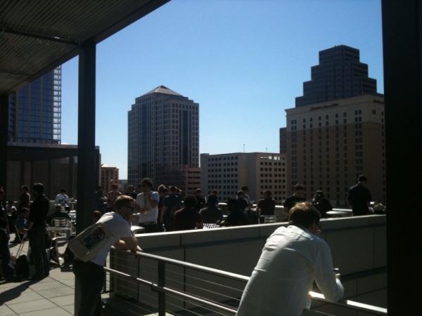 SXSW view
