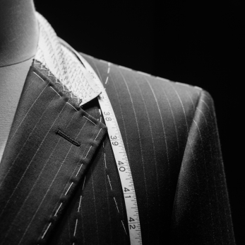 tailored suit