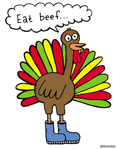 thanksgiving for marketers