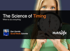 thescienceoftimingwebinar