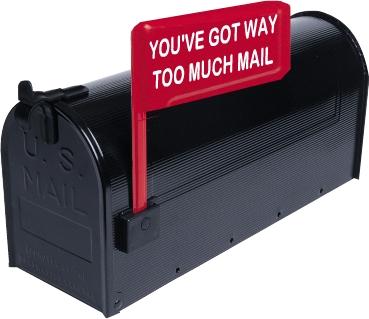 too much email mktgdebate