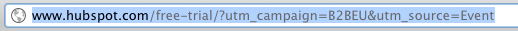 tracking URL