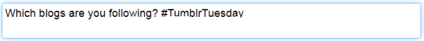 Tumblr Tuesday 2