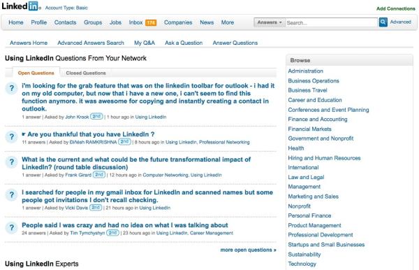Using LinkedIn resized 600