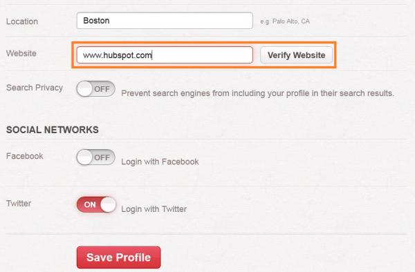verify website resized 600