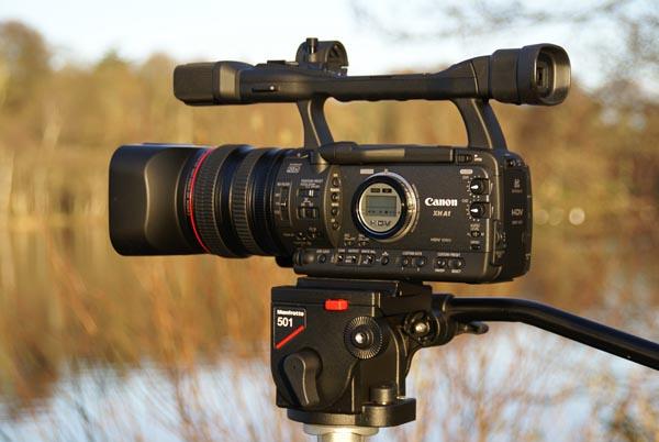 video camera