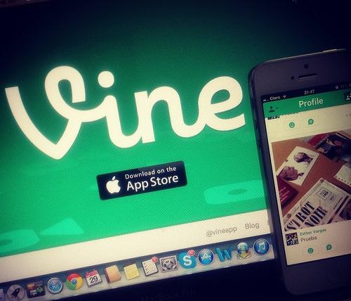 vine for marketing