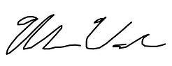 volpe signature