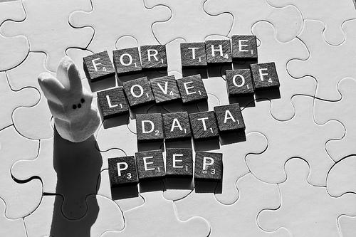 we love data