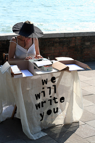 we will write you