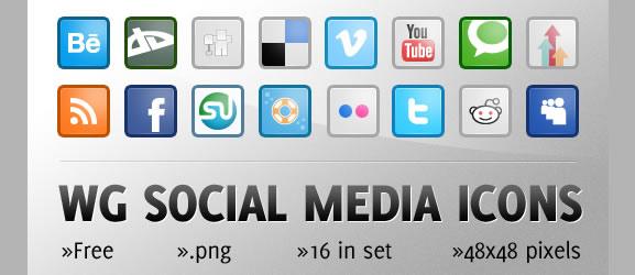 wg icon set