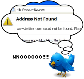 world without twitter