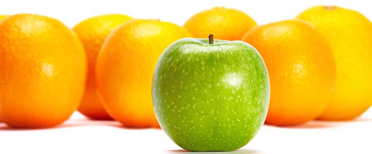 apples-oranges