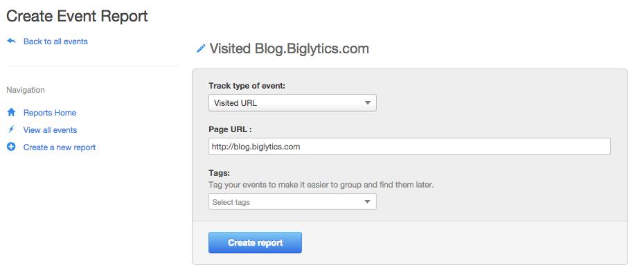 Visited blog.biglytics.com