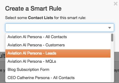Smart-CTA-Persona-Selection