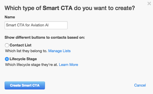 Smart-CTA-Targeting