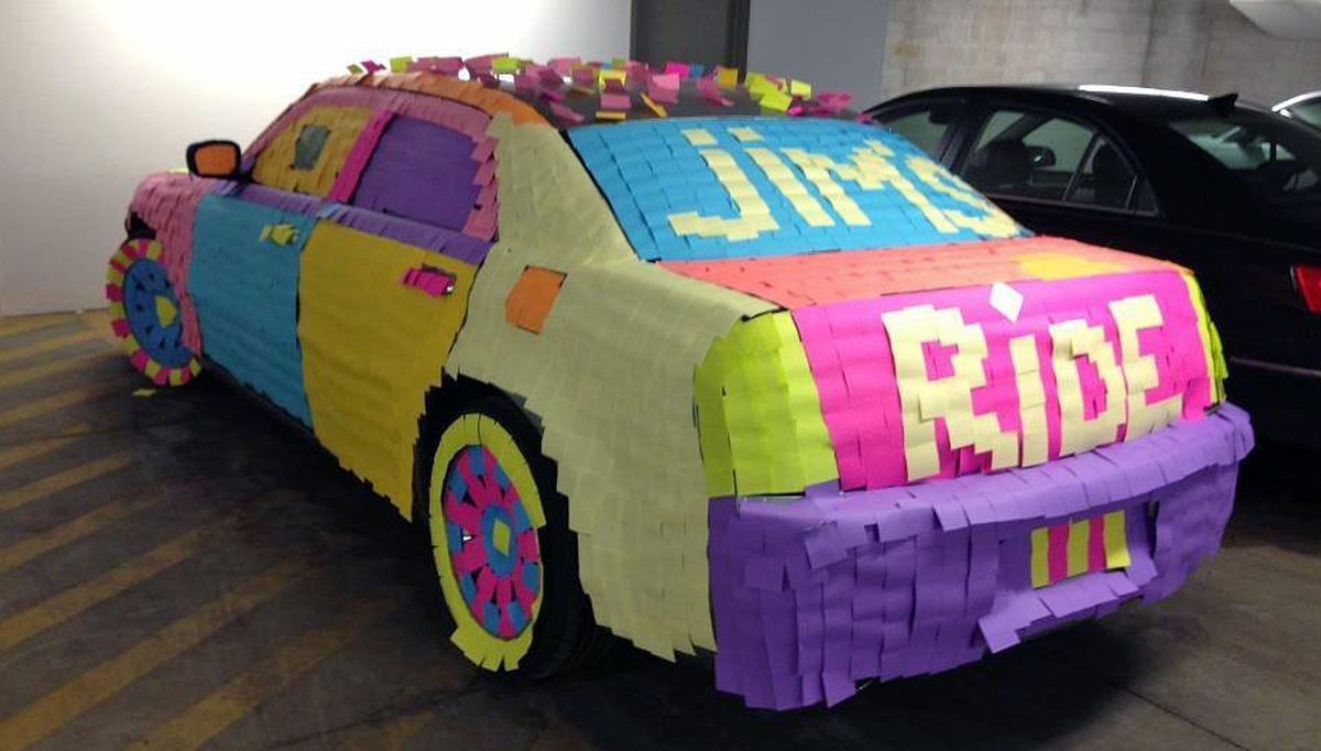 post-it-car-prank