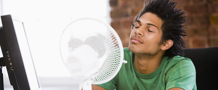 How Office Temperature Affects Productivity [Infographic]