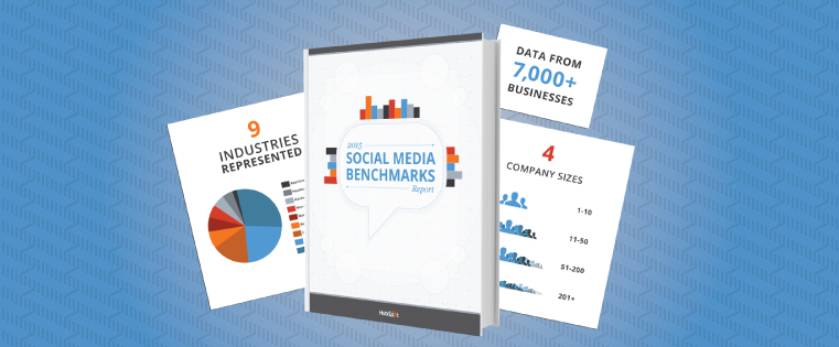 New Social Media Marketing Benchmarks: How Does Your Company Stack Up?