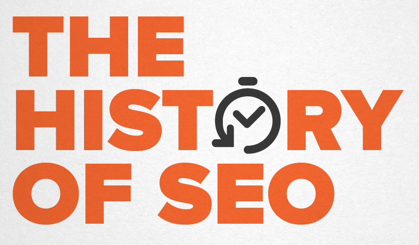 The History of SEO, and a Glimpse Into Its Future [SlideShare]