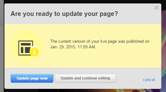 Update_Confirmation_Messaging