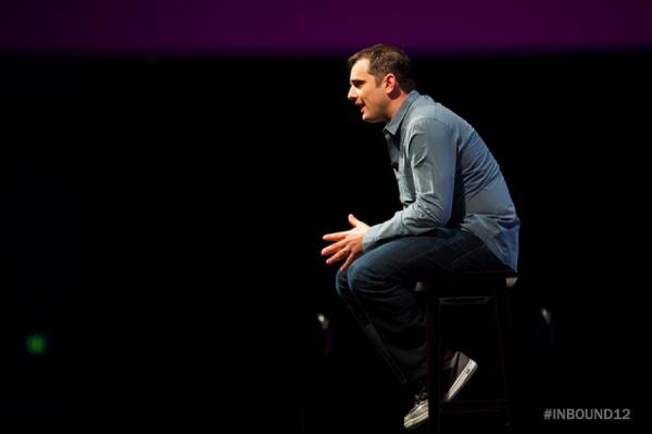 Gary Vaynerchuk at INBOUND