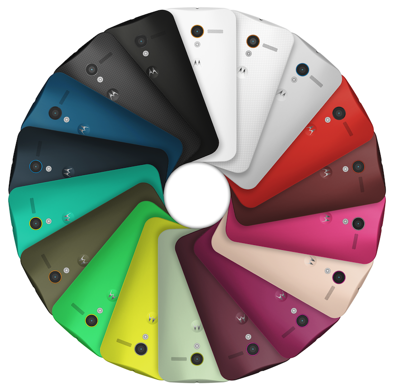 Motorola: No Longer Just for Dudes?