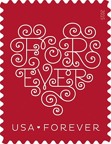 forever-heart-stamp-2015-red