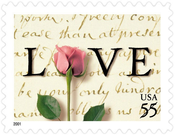 love-stamp-2001