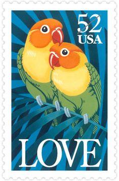 love-stamp-1991
