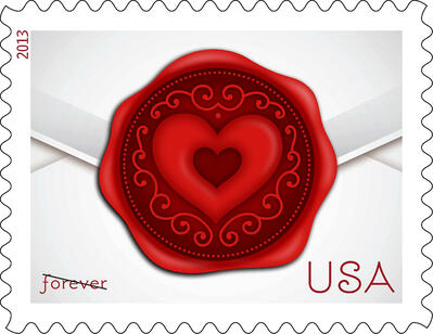 Love Stamps The History Of Design In Postage