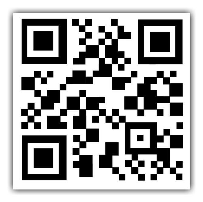 how to open qr code