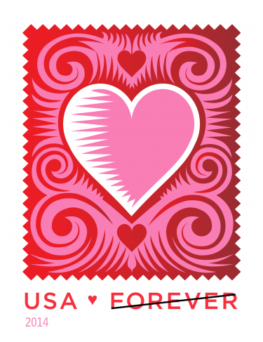 LOVE Stamps: The History of Design in Postage