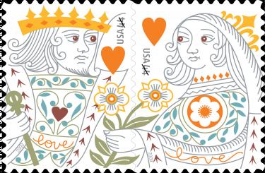 love-stamp-2009